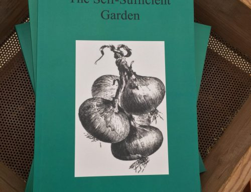 Irish Seed Savers Monthly Book Review – The Self-Sufficient Garden by Klaus Laitenberger